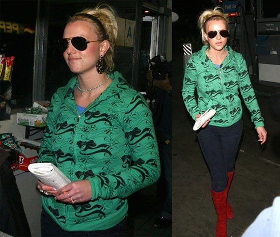 Christmas Britney Deals With Judge Document Reveal