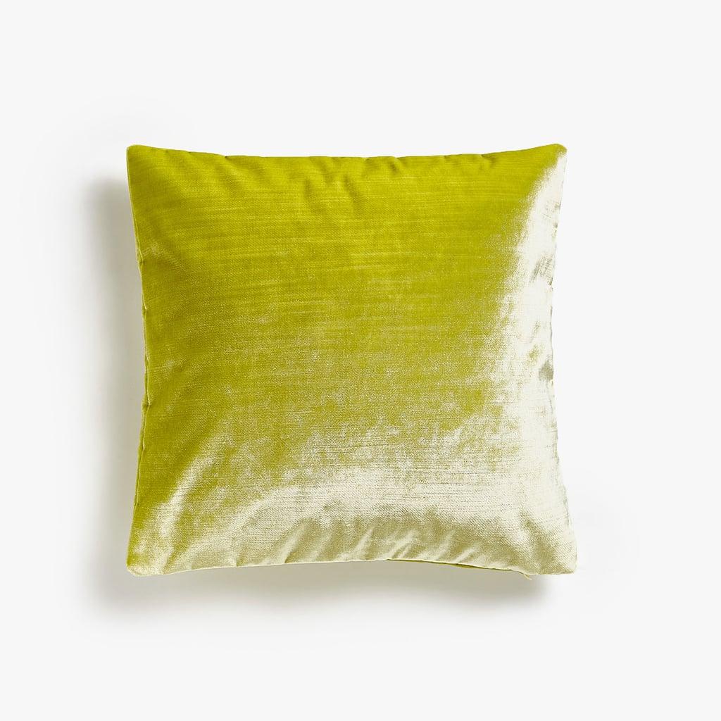 Zara Home Velvet Cushion Cover
