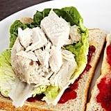Cold Turkey Sandwiches