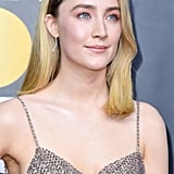 Saoirse Ronan at the 2020 Golden Globes