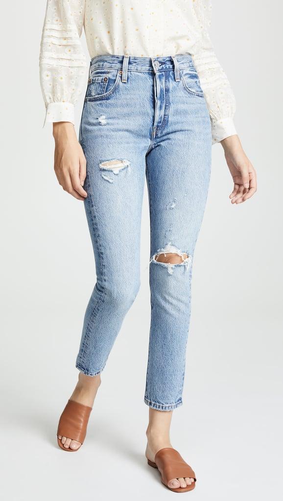 Classic Skinnies: Levi's 501 Skinny Jean