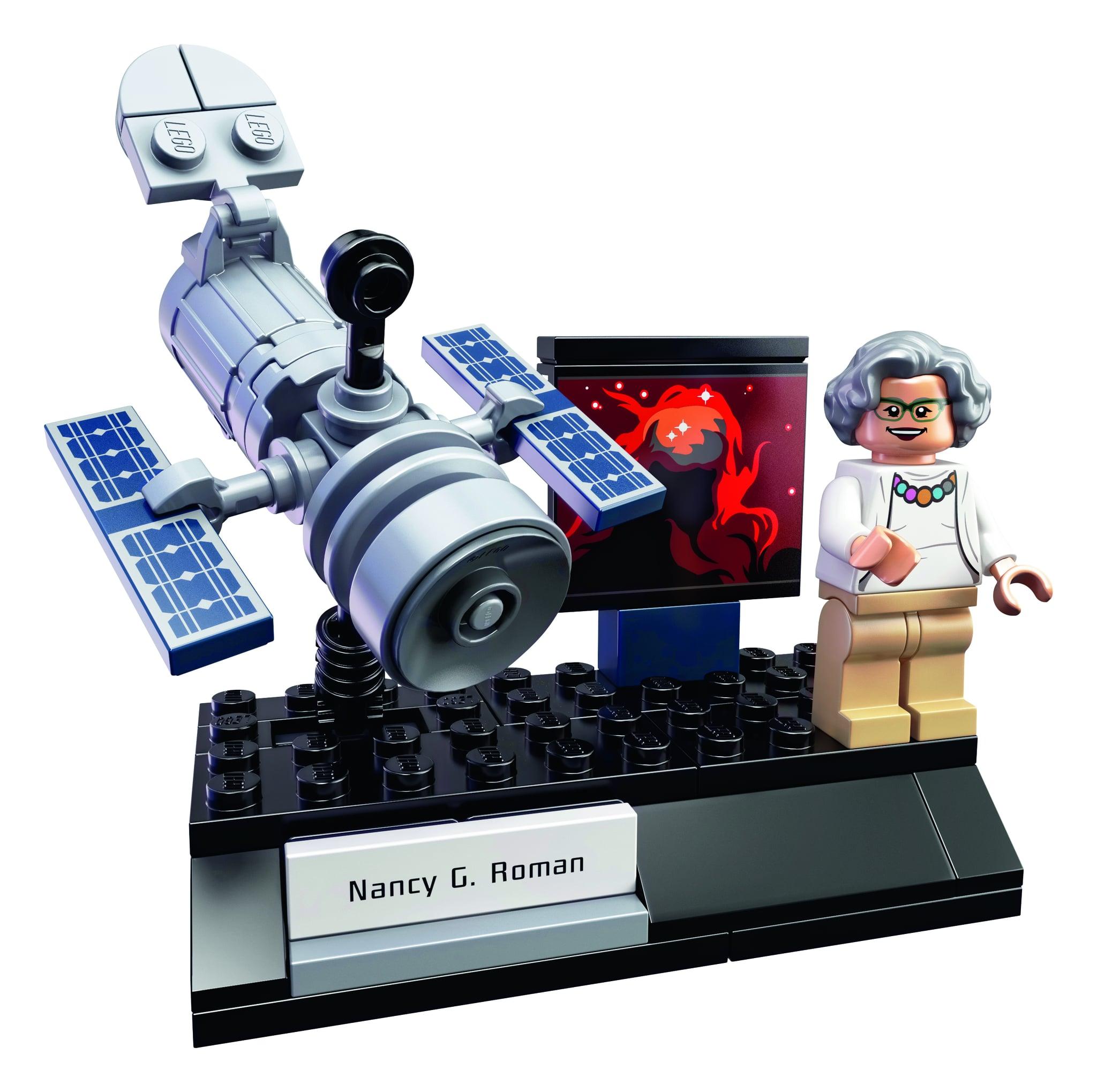 Lego Women of NASA Set STEM and Science November 2017 ...