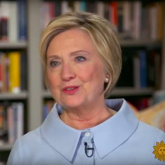 Hillary Clinton on CBS Sunday Morning Talks Trump, Election