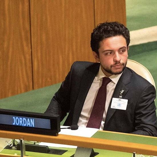 Prince Hussein at UN General Assembly