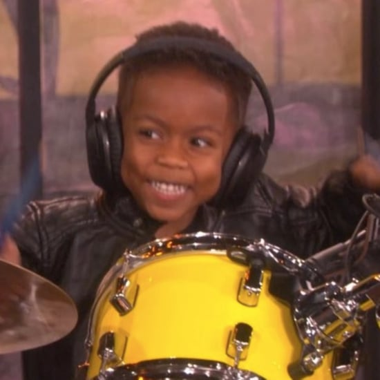 4-Year-Old Drummer on The Ellen DeGeneres Show