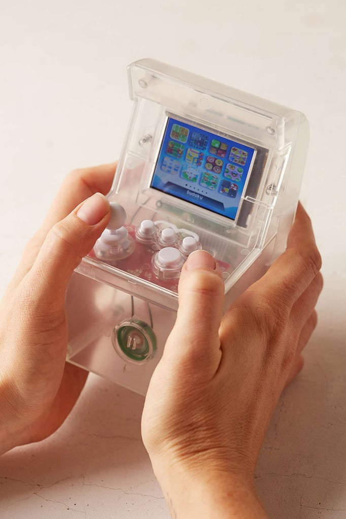 Clear Mini Arcade With 240 Games ($37)