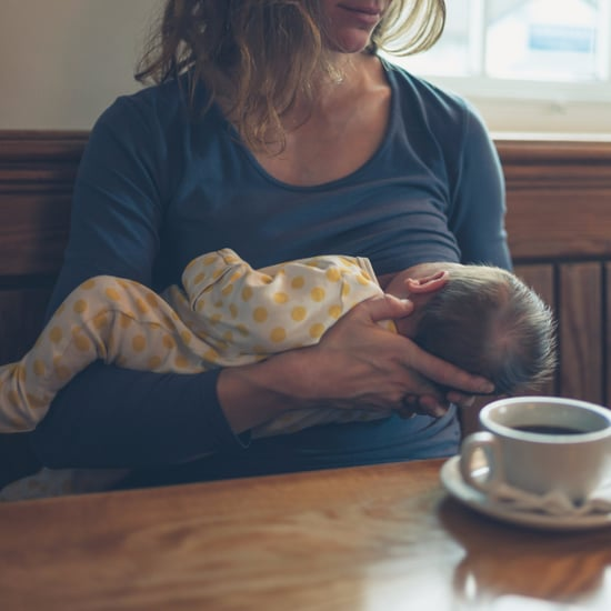 How Breastfeeding Can Make You Gain Weight
