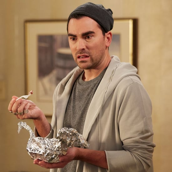 "Schitt's Creek: A Chef Shows How to ""Fold in the Cheese"""