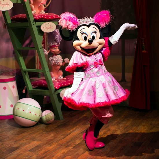 Walt Disney World Resort With a Toddler