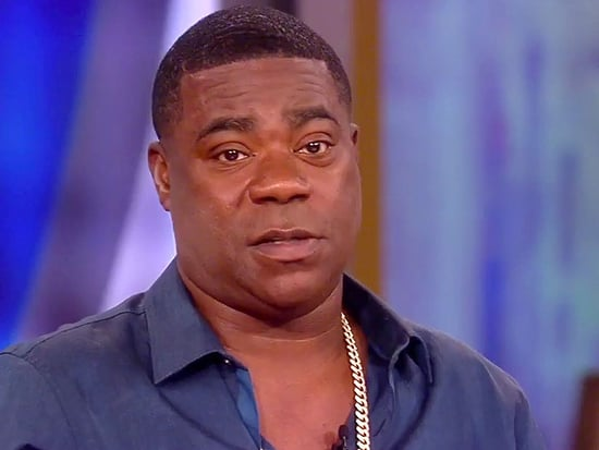 Tracy Morgan Shares How Saturday Night Live Helped Him Return to Comedy After His Car Accident