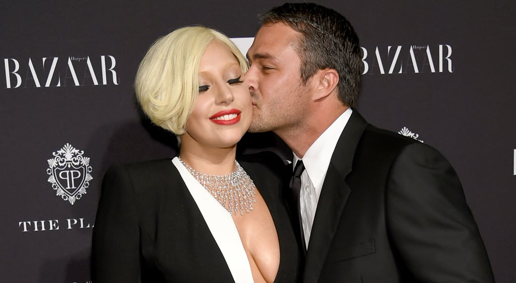 Lady Gaga Is Engaged to Taylor Kinney With Huge Heart Ring