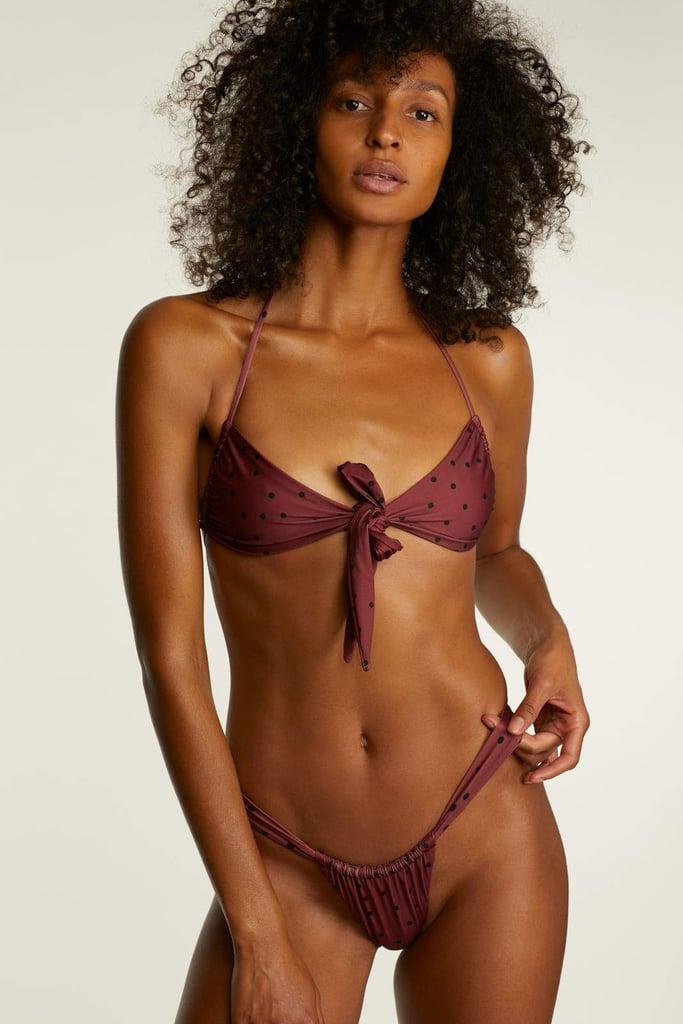 Emily Ratajkowski's Exact Birthday Bikini Bottom