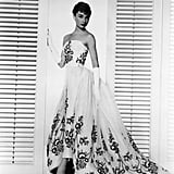 Audrey Wore a Glamorous Givenchy Gown in Sabrina