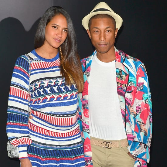 Pharrell Williams's Wife Pregnant With Second Child 2016