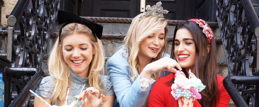 This Is What Would Happen If Gossip Girl Characters Dressed Up as Disney Princesses