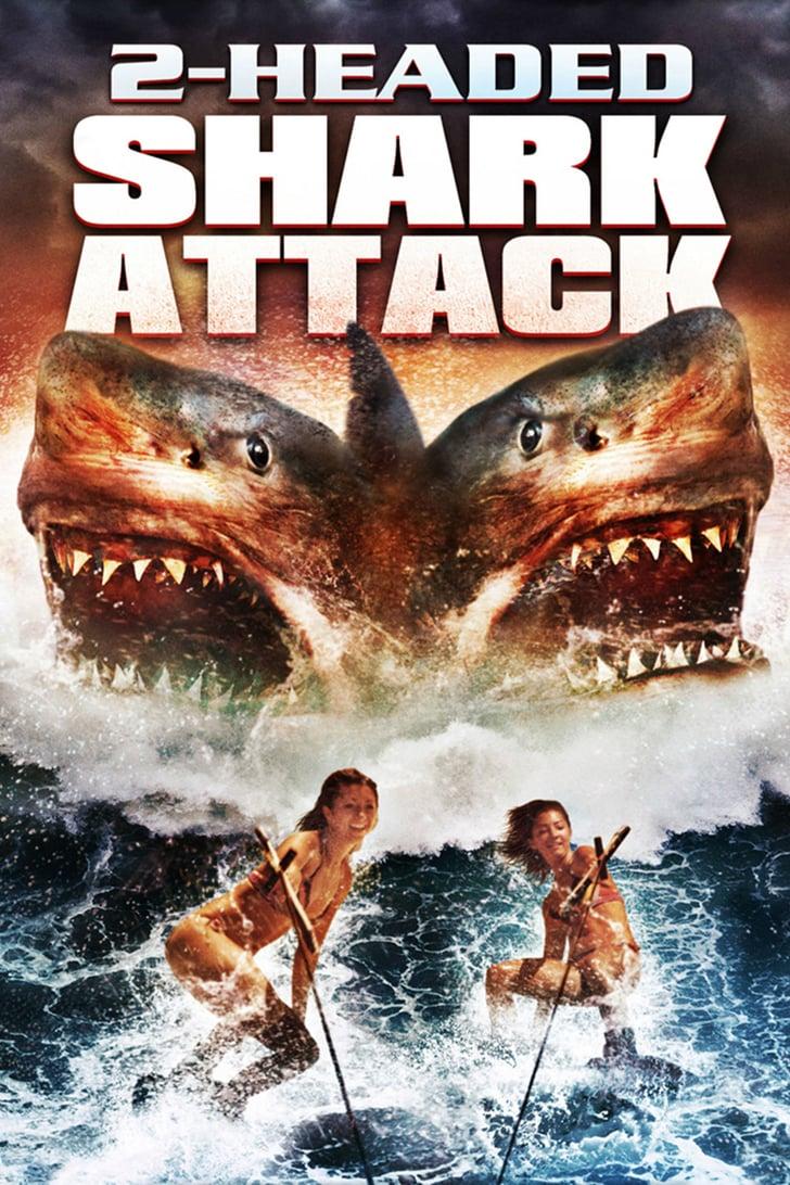 2 headed shark attack