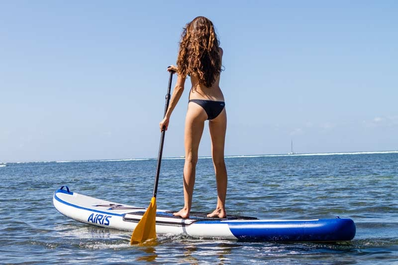 Take a Stand-Up Paddleboarding Tour