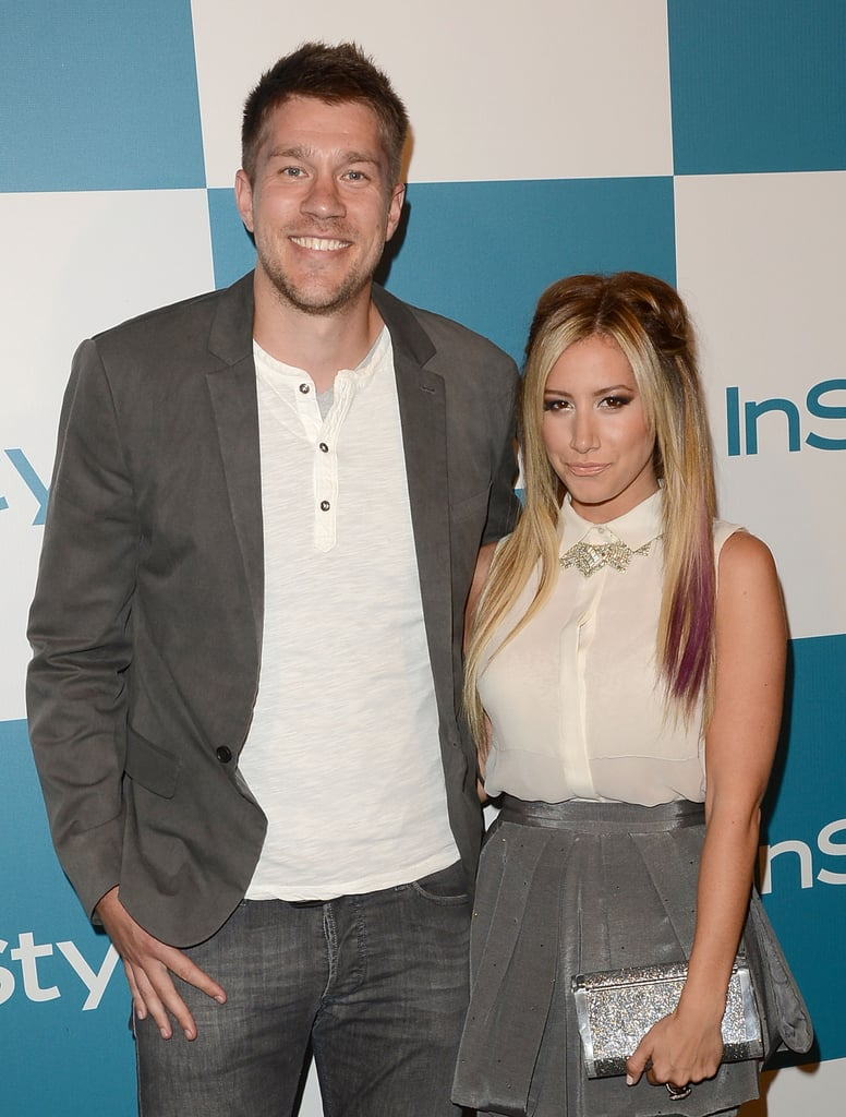 Ashley Tisdale and Scott Speer.