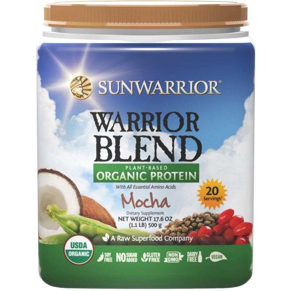 Sun protein powder