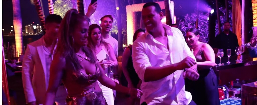 Jennifer Lopez's 50th Birthday Party Video