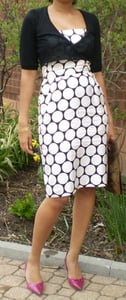 Look of the Day: Spotty Dotty