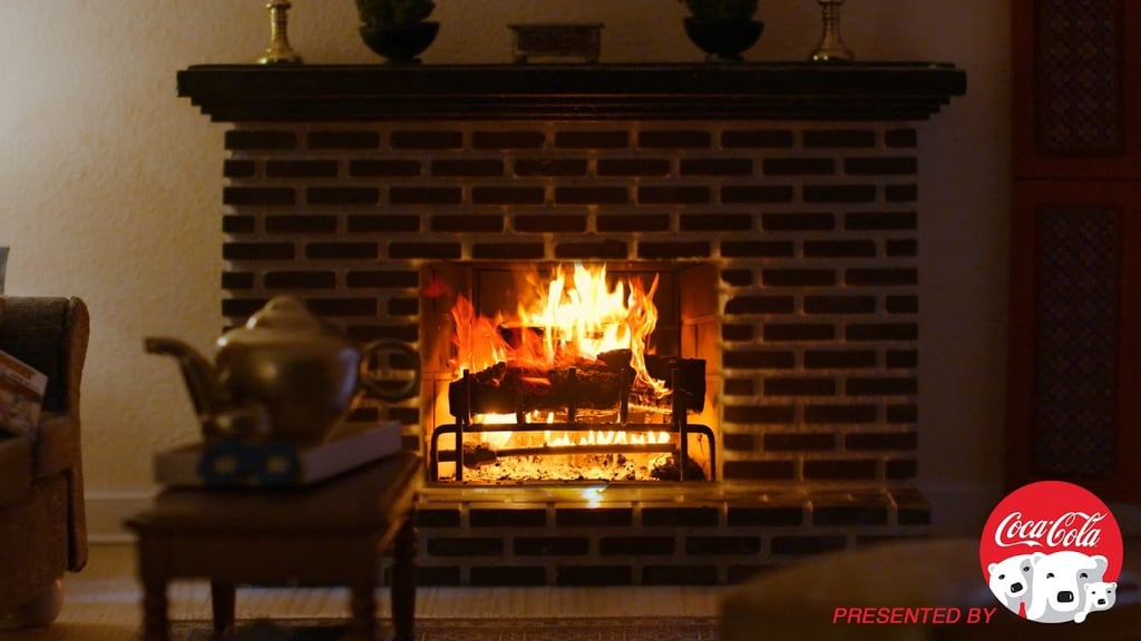 Ms. Marvel's Fireplace