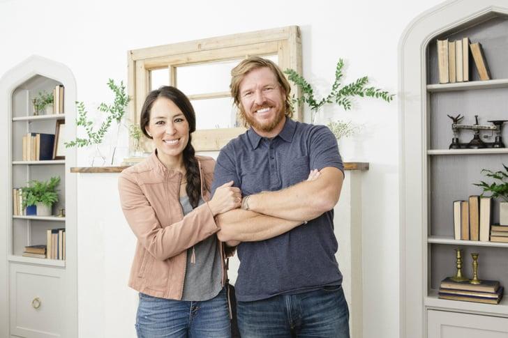 tv shows like fixer upper popsugar entertainment. Black Bedroom Furniture Sets. Home Design Ideas
