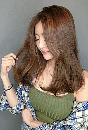 Cinnamon Hair Color