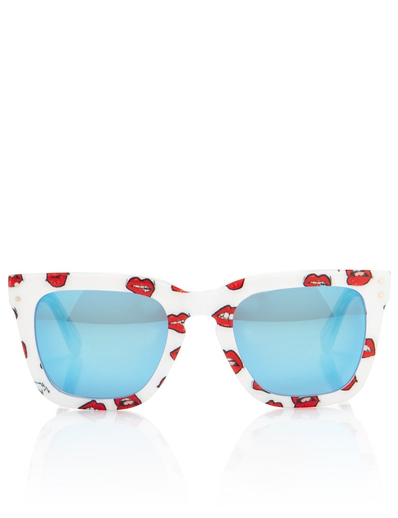 Sunglasses With Lips