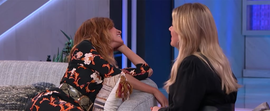 Watch Eva Mendes Talk About Ryan Gosling With Kelly Clarkson