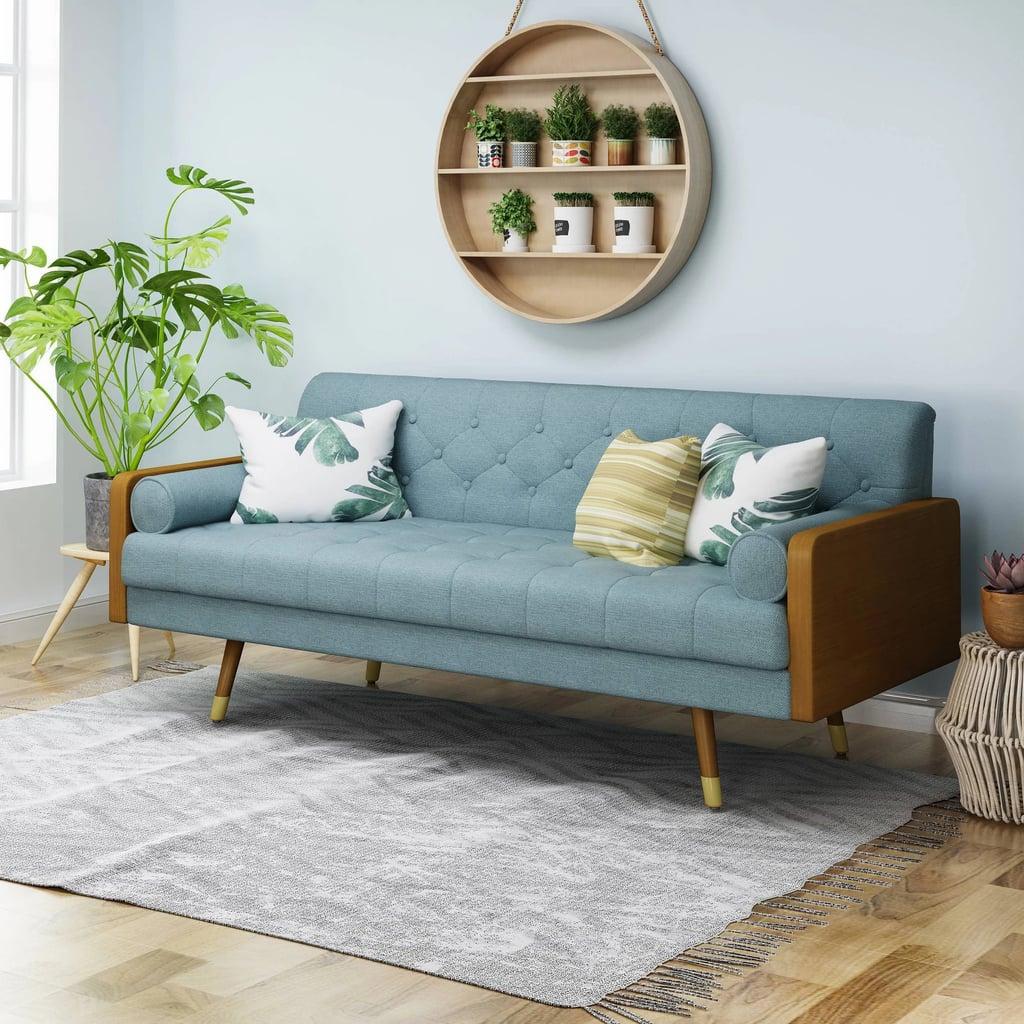 Christopher Knight Home Jalon Mid Century Modern Sofa