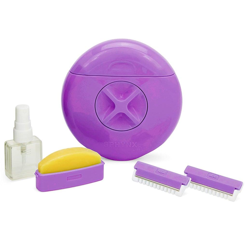 A Portable, 3-in-1 Razor