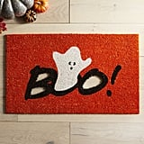 Pier 1 Imports Boo Cutout Orange Doormat ($12, originally $20)
