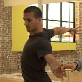 Sugar Shout Out: Learn to Cha-Cha From DWTS Pro Mark Ballas!