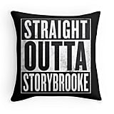 Straight Outta Storybrooke Pillow ($21)