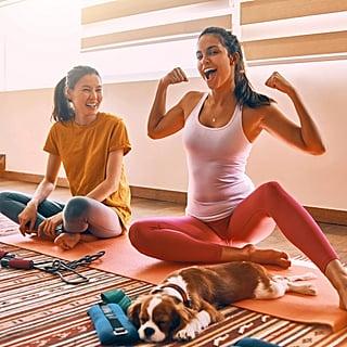 تدريب كامل يعتمد على ثقل الجسم مدته 30 دقيقة