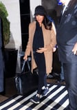 Meghan Markle's Airplane-Friendly Athleisure Reminds Me That Duchesses Wear Leggings, Too!