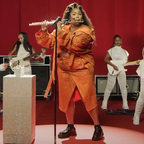 """Watch Lizzo Perform """"Rumors"""" Live For the First Time"""