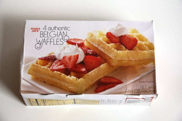 Whole Foods Sugar Waffles