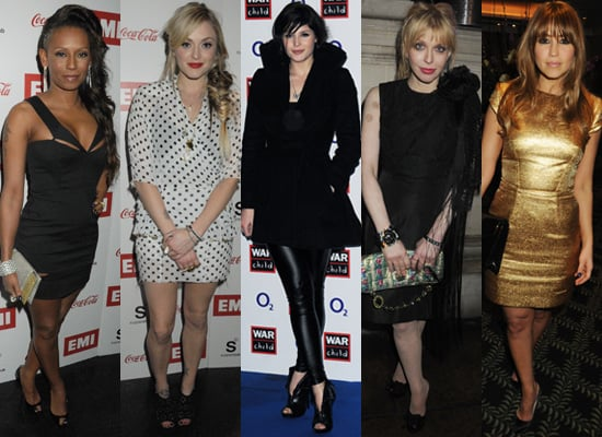 Photos of Best Dressed at Brits After Show Party 2010