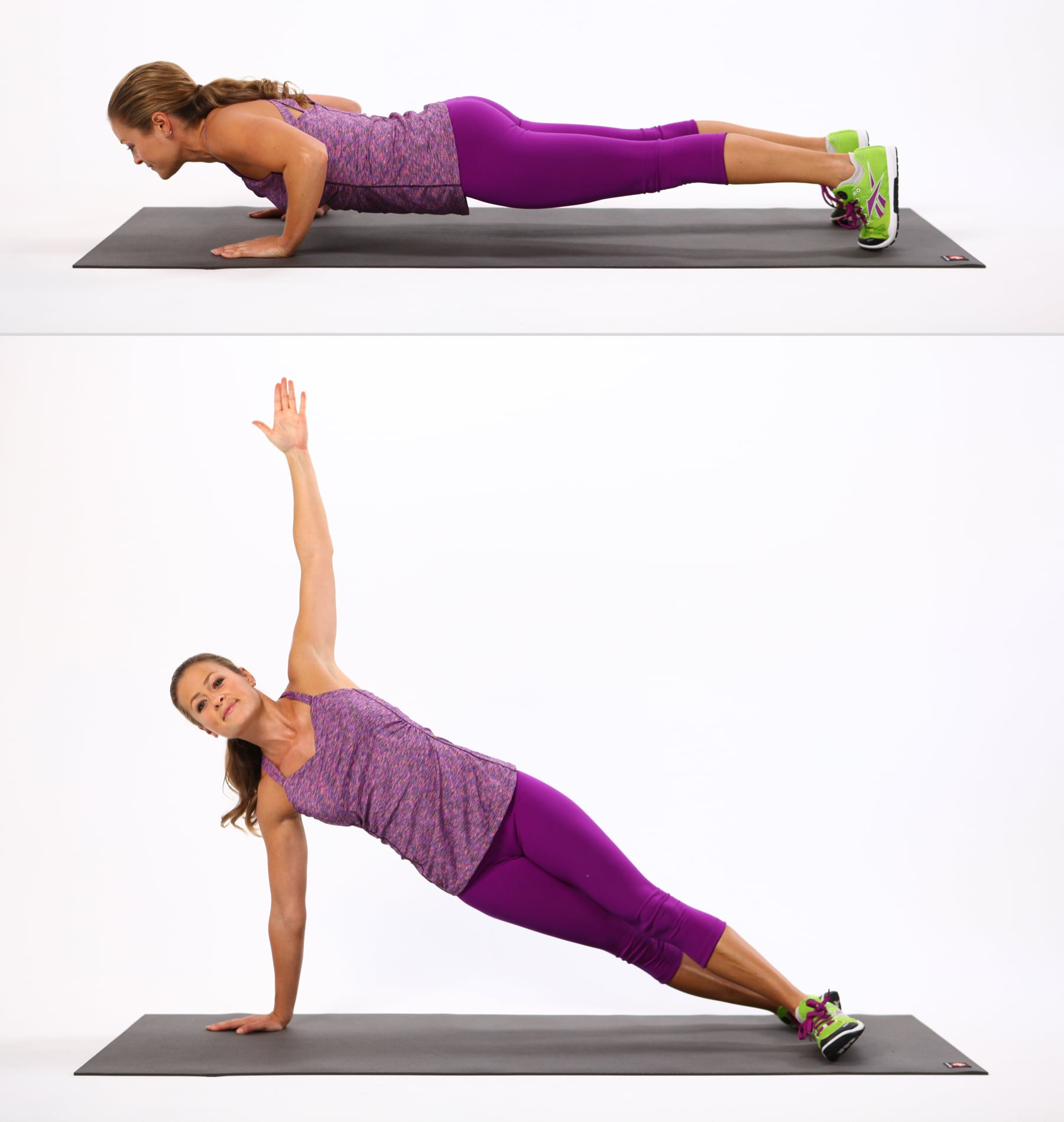 T Push-Up | Transform the Shape of Your Arms With These 16 Push-Up ...