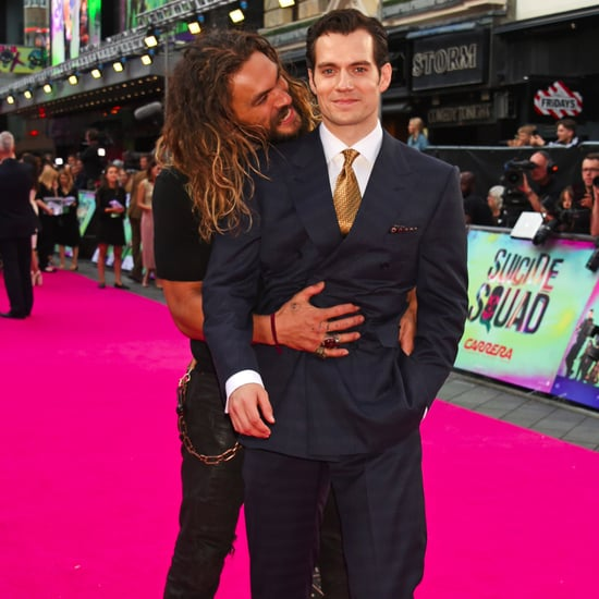 Jason Momoa's Best Red Carpet Pictures
