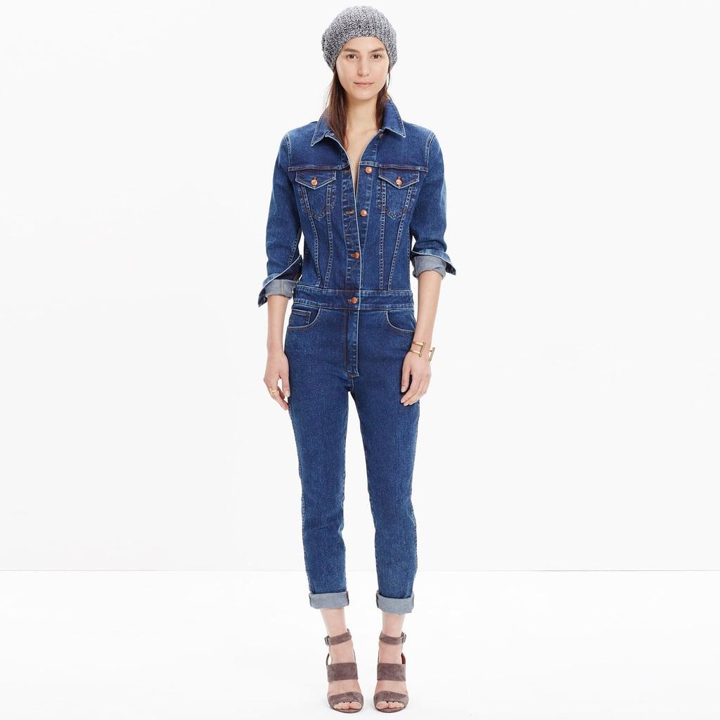 Madewell Denim & Thread Coverall Jumpsuit ($300)