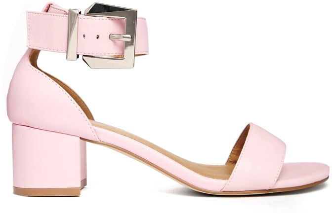 ASOS Harrow Heeled Sandals