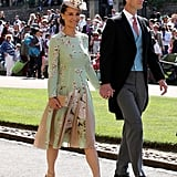 When Pippa and Husband James Matthews Led the Charge For the Middletons