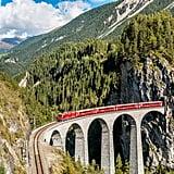 Switzerland — The Glacier Express
