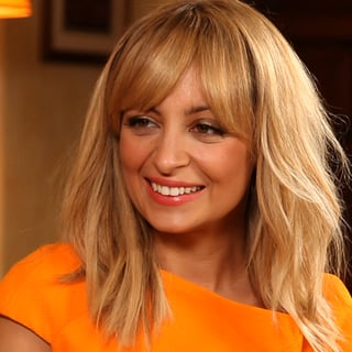 Nicole Richie Fashion Star Interview (Video)