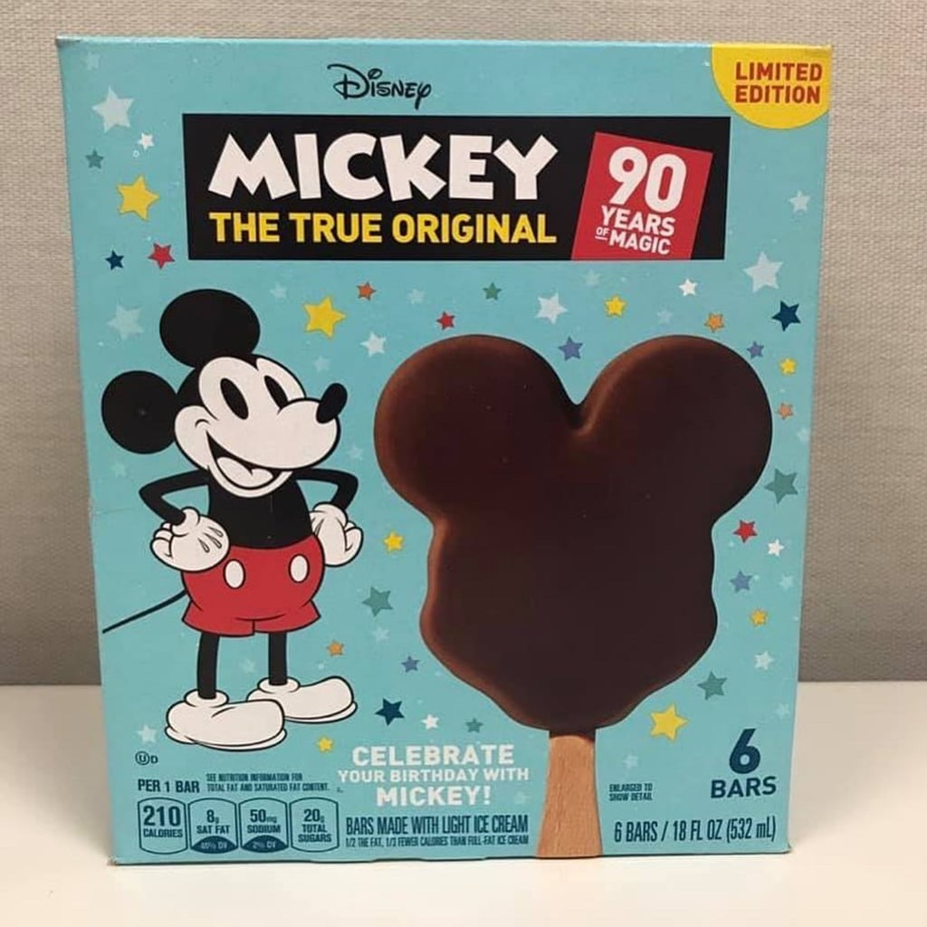 Nestle Mickey Ice Cream Bars in Grocery Stores 2019