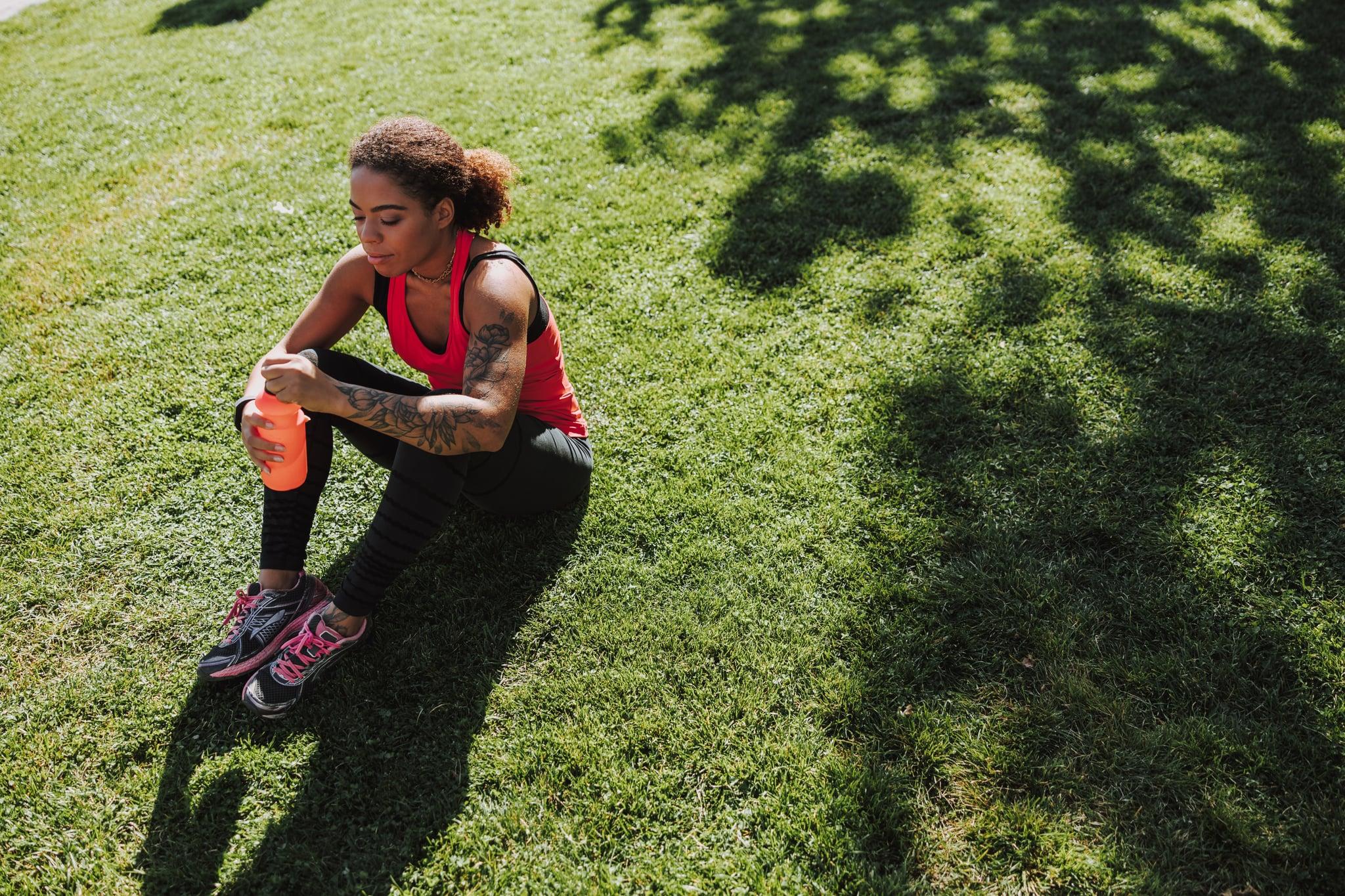 avoid overheating while running
