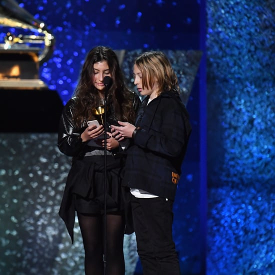 Chris Cornell's Children Accept Grammy Award in His Honour